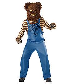 Kids Deadly Bear Costume