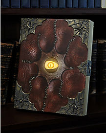 14 Inch Evil Eye Spell Book Animatronics – Decorations