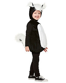 Toddler Lil' Stinker Skunk Costume