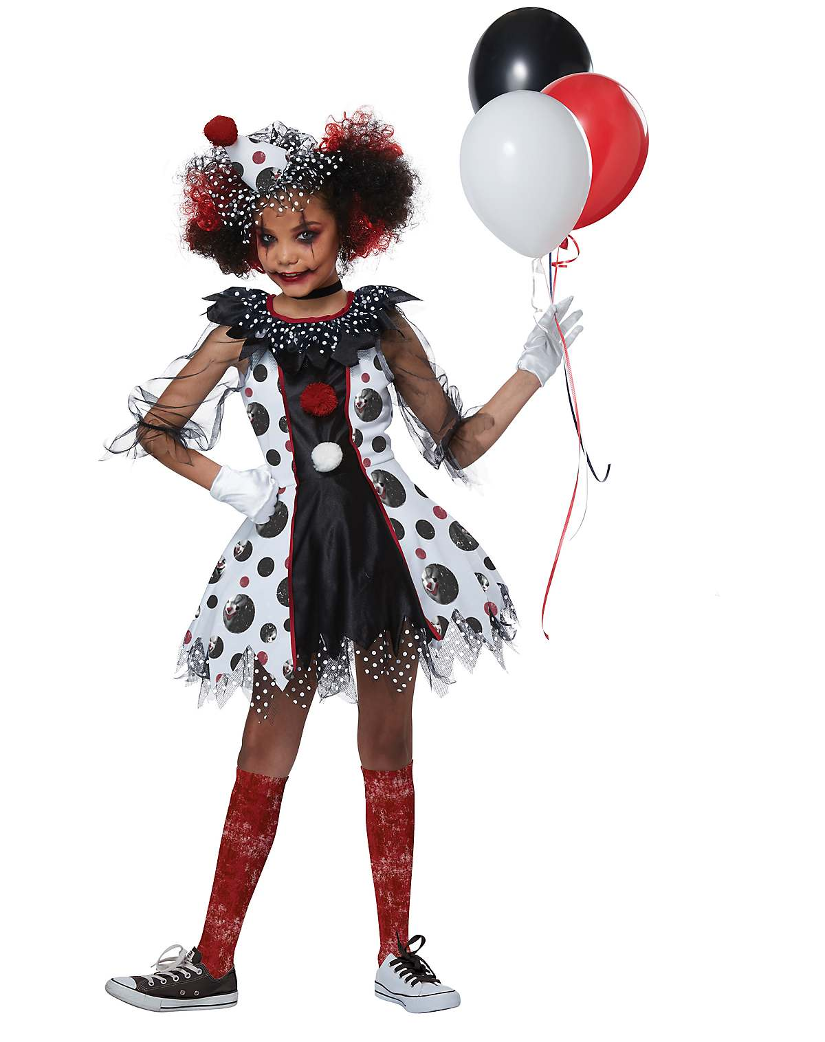 Kids Clown Costumes for Halloween