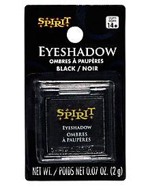 Black Glitter Eyeshadow Palatte