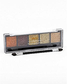Gold Glitter Palette