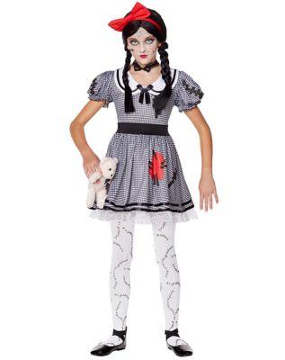 Steampunk Kids Costumes | Girl, Boy, Baby, Toddler Kids Wind-Up Doll Costume by Spirit Halloween $44.99 AT vintagedancer.com