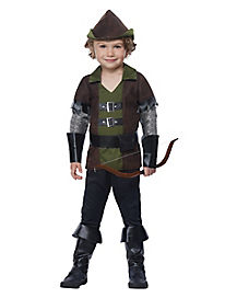 Toddler Robin Hood Costume