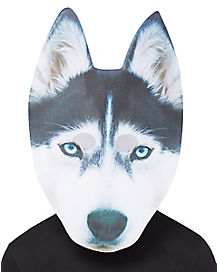Big Head Foam Husky Mask