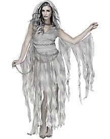 Adult Enchanted Ghost Costume