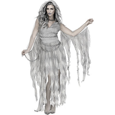 Edwardian Style Clothing Adult Enchanted Ghost Costume $49.99 AT vintagedancer.com