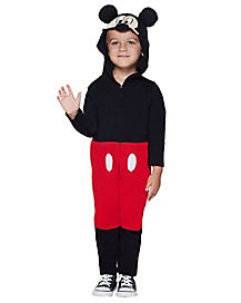 Toddler Mickey Mouse One-Piece Costume - Disney