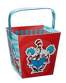 Thing Treat Bucket - Dr. Seuss