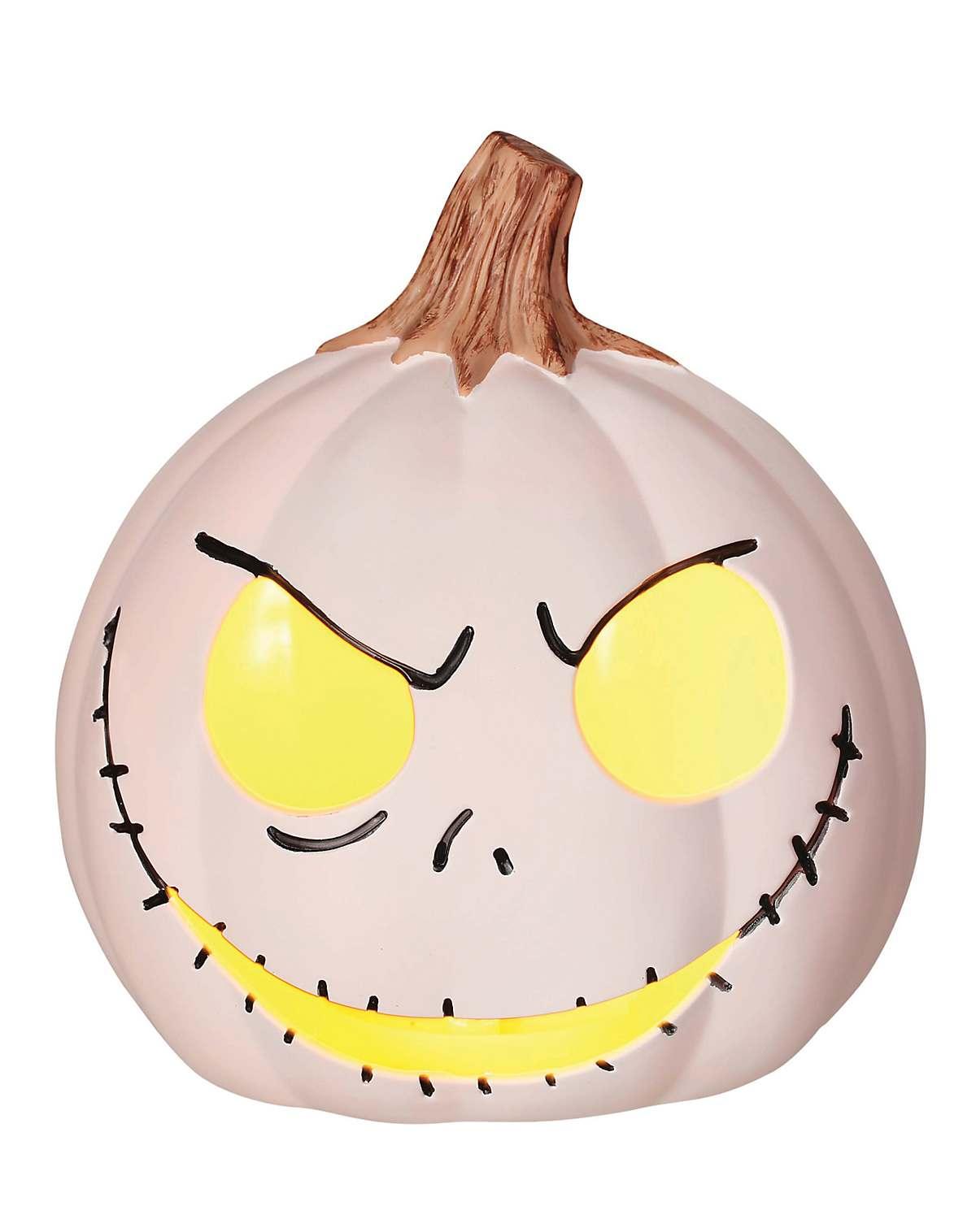 Light-Up Jack Pumpkin