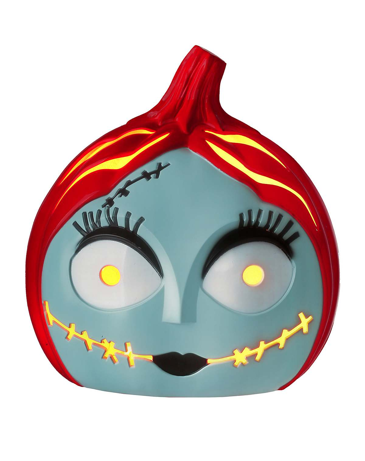 Light-Up Sally Pumpkin