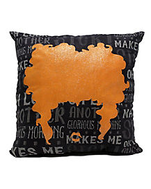 Winifred Sanderson Pillow - Hocus Pocus