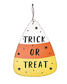 Candy Corn Wall Sign