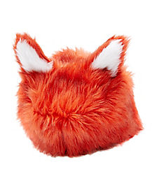 Faux Fur Fox Hat