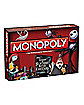 The Nightmare Before Christmas Monopoly - Disney