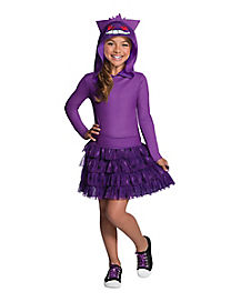 Tween Gengar Costume - Pokemon