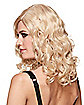 Blonde Curls Wig