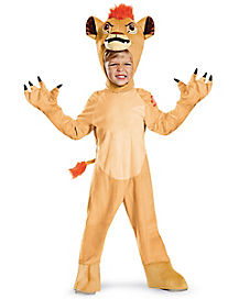 Toddler Kion One Piece Costume Deluxe - The Lion Guard