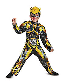 Toddler Bumblebee Costume - Transformers The Last Knight