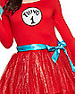 Adult Thing Tutu Dress Costume - Dr. Seuss