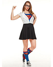 Clark Kent Dress - DC Comics