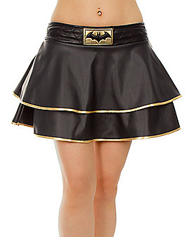 Batman Skirt - DC Comics