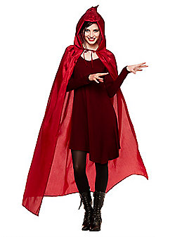 Adult Mary Sanderson Cape - Hocus Pocus