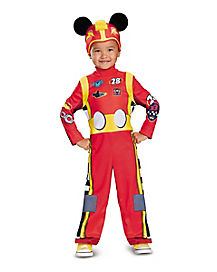 Toddler Roadster Mickey Costume - Mickey and the Roadster Racers
