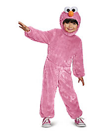 Toddler Pink Elmo One Piece Costume - Sesame Street