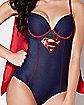 Supergirl Bodysuit - DC Comics