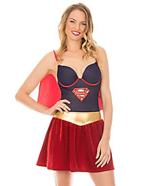Supergirl Bodysuit - DC Comics
