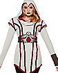 Adult Ezio Hooded Dress - Assassin's Creed