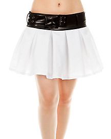 Harley Quinn Nurse Skirt - DC Comics