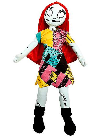 sally plush doll the nightmare before christmas - Nightmare Before Christmas Sally Doll