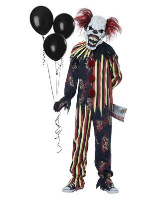 Spirit Halloween Clown Costumes Kids.Kids Freakshow Clown Costume Spirithalloween Com