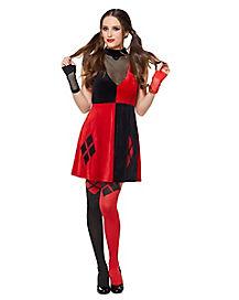 Best Womens Harley Quinn Halloween Costumes - Spirithalloween.com 3d2e59c62c