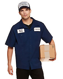 Adult Big Unit Delivery Work Shirt