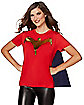 Caped Wonder Woman T-Shirt - DC Comics