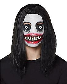 Demented Grinning Killer Mask