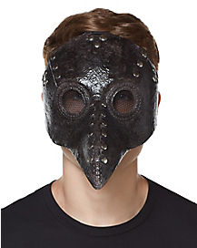 Plague Doctor Half Mask