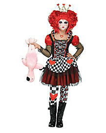 Kids Queen of Hearts Costume