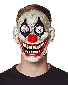 Googly Eye Clown Mask