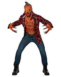 Scary Pumpkin Costume Set