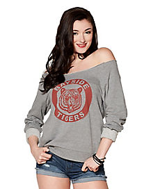 Bayside Tigers Sweatshirt - Saved By the Bell
