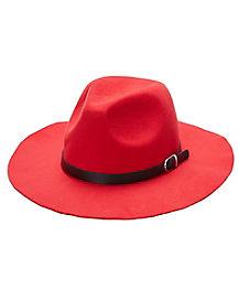 Red Detective Fedora