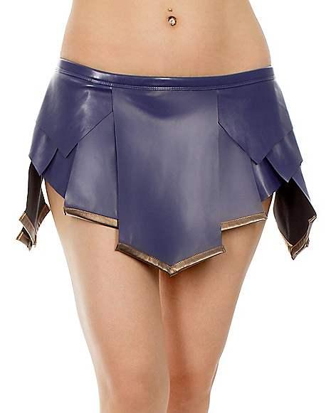 Adult wonder woman skirt-8946