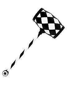 Black and White Hammer