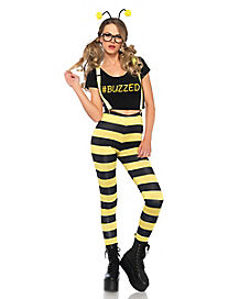 Adult Buzzed Bumble Bee Costume