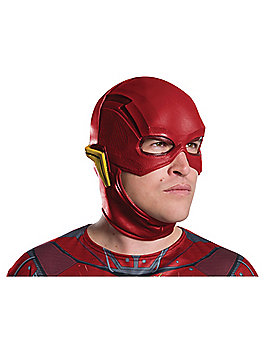 Adult The Flash Full  Mask - DC Comics