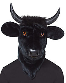 Moving Mouth Bull Mask